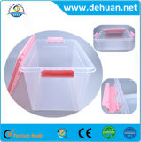 高品質の安いプラスチックマルチ大きい錫の収納箱