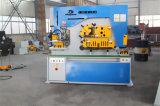 Hydraulische kombinierte lochende Q35y-20 und scherende Maschine