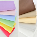 20s 100%年の綿の麻布は明白な綿織物を好む