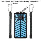 Natation chaude flottant la poche imperméable à l'eau de caisse de téléphone avec le brassard pour la galaxie de Samsung