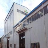 研修会、倉庫、夕食の市場のためのHセクション鉄骨構造の鋼鉄建物