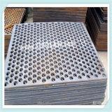 Kundengerechtes Titanblatt-lochendes Filter-Ineinander greifen