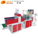 Kartenstanzer-Beutel, der Maschine mit Förderband herstellt