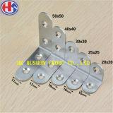Размер поставкы по-разному прямоугольной плиты, угловойых разъемов (HS-AC-003)