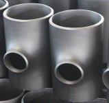 Accessori per tubi della saldatura di JIS - riduzione uguale di &Tee dei T del T