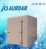 果物と野菜の低温貯蔵および冷蔵室