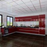 Moderne Modula-hölzerne Küche-Möbel für Nordamerika und Euromärkte