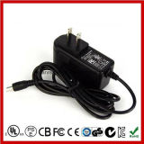 De Adapter van de adapter 12V 1000mA AC 12W 12V 1A