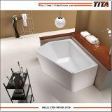 Vasca da bagno piacevole Tcb003D dell'angolo di disegno