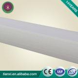 Corchete barato material del tubo de la cubierta del tubo del precio LED del PVC T8