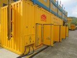 Banco de carga indutiva Resistive para o teste do gerador