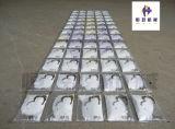 Multi materiale da otturazione dello zucchero/sale/grano del vicolo e macchina imballatrice