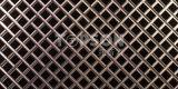 Пластина из нержавеющей стали для украшения циркуляре Brused Finish