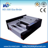 Perfecto automática Pegamento aglutinante (WD-J500) Pegamento vinculante máquina