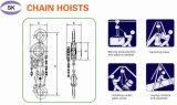 Constructeur de bloc de poulie 2ton à chaînes