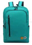 Sac bleu-clair de sac à dos d'ordinateur portatif d'élève, sac de sac à dos d'épaule d'ordinateur pour Hobe, école, Ol