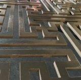 Merkmals-Entwurfs-Decke mit CNC-Ausschnitt-Muster