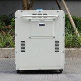 비손 (중국) BS6500dse 6kw 6000W 6kVA 구리 철사 키 시작 판매를 위한 휴대용 디젤 엔진 방음 발전기 가격