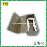 Custome imprimió el rectángulo de papel rígido con la pieza inserta