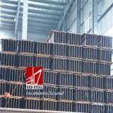 Precio estándar de la viga de acero de GB/JIS H por la talla caliente 294*200m m de la venta del kilogramo