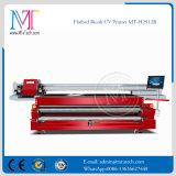 Máquina de impresión digital DX7 cabezales de impresión impresora plana UV Ce SGS Aprobado