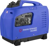 geradores novos Xg-1000 do inversor de Digitas da gasolina do sistema de 1kw 1000W (Recoil)