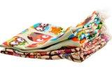 De manier drukte Dame Travel Shopping Drawstring Bag van de Vrouwen van de Rugzakken van het Leuke Meisje af