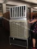 refroidisseur d'air évaporatif de peigne de miel de l'eau 18000m3/H portative industrielle