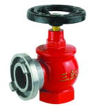 2 Zoll-Messingfeuer-Hydrant-Landung-Ventil in der Feuerbekämpfung