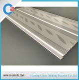 Panneau de mur imperméable à l'eau vert de PVC de panneau de plafond de PVC de largeur de la lame 200mm