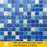 mosaico azul de la piscina de la mezcla de 4m m