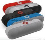 Haut-parleur sans fil portatif de Bluetooth de forme de pillule
