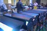 Luz da lavagem da parede do diodo emissor de luz do DJ 108*3W do estágio de Nj-L108c