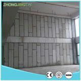 Тип панели цемента волокна стены сандвича EPS интерьера воды упорные декоративные
