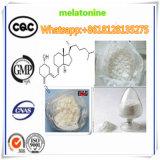 スリープを扱うAnti-Aging未加工薬剤の原料の粉Melatonin