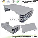 Radiador de alumínio industrial das peças de automóvel do carro