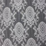 Tessuto nuziale netto francese elegante del merletto del ricamo della fabbrica della Cina