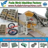 煉瓦機械生産ライン、中国からのコンクリートブロックの製造業