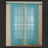Cortina de janela com painel de Voile com 100% de poliéster