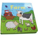 Livres pour enfant professionnels d'impression, bande dessinée avec le prix de bon (CKT-CB-255)