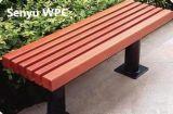 長方形WPC屋外の/Gardenのベンチ