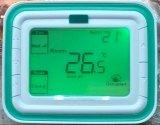 Het Digital Calefaccion Electronico Inalambrico Controlemechanisme van Termostato Aire Acondicionado DE Honeywell (Halo T6861)