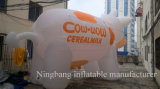 La publicité de la vache gonflable à cheptels laitiers de vache à vendre