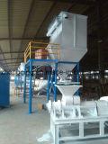 De hoge Volledig open Deur Gebruikte Machine van het Recycling van de Band Efficience