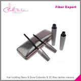 2PCS por el OEM grueso duradero del rimel de la fibra 3D del maquillaje del ojo del conjunto
