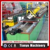 Rolo de aço do parafuso prisioneiro do telhado do metal frio automático que dá forma à máquina