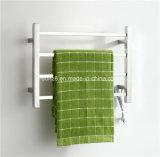 Onlangs Spoor van de Handdoek van de Sporen van de Handdoek van de Aankomst het Badkamers Verwarmde (9023)