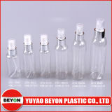 bottiglia di plastica a forma di rotonda dell'animale domestico 120ml per l'imballaggio dell'estetica (ZY01-B023B)