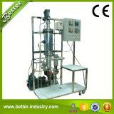 Equipo de la destilación del camino corto