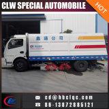 Dongfeng 6000L 7000Lの街路清掃人のトラックの道路掃除人のトラック